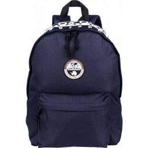 Napapijri HAPPY DAYPACK RE tmavě modrá UNI - Pánský městský batoh