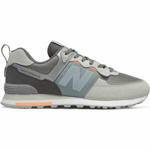 New Balance ML574ISC  11 - Pánská volnočasová obuv