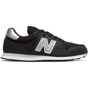 New Balance GM500KSW černá 10 - Pánská volnočasová obuv