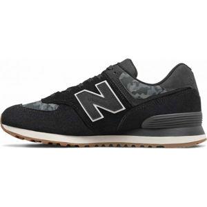 New Balance ML574COA černá 9 - Pánská lifestylová bota