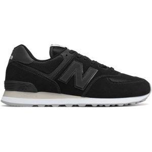New Balance ML574ETA černá 9.5 - Volnočasová obuv
