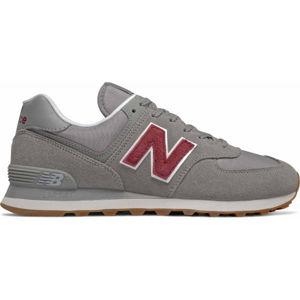 New Balance ML574SCC šedá 11 - Pánská volnočasová obuv