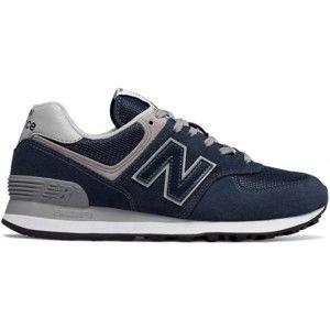 New Balance WL574EN modrá 6 - Dámská volnočasová obuv