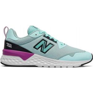 New Balance WS515RE3 světle zelená 4.5 - Dámská volnočasová obuv