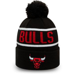 New Era NBA BOBBLE KNIT CHICAGO BULLS - Pánská klubová zimní čepice