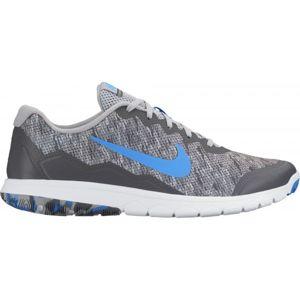 Nike FLEX EXPERIENCE RN 4 PREM šedá 10 - Pánská běžecká obuv