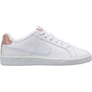 Nike COURT ROYALE bílá 9.5 - Dámská lifestylová obuv