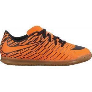 Nike JR BRAVATA IC černá 5Y - Dětská sálová obuv