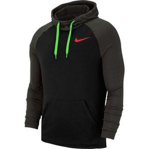 Nike DRY HOODIE PO FLEECE - Pánská tréninková mikina