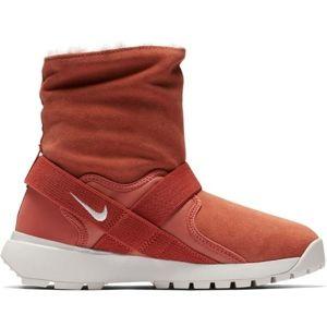 Nike SPORTSWEAR GOLKANA BOOT červená 9 - Dámské zimní boty