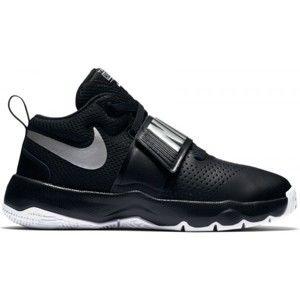 Nike TEAM HUSTLE D 8 GS - Dětská basketbalová obuv