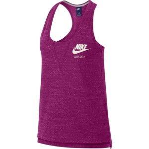 Nike W NSW GYM VNTG TANK - Dámské sportovní tílko