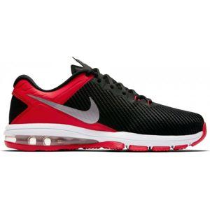 Nike AIR MAX FULL RIDE TR 1.5 červená 9 - Pánská tréninková obuv