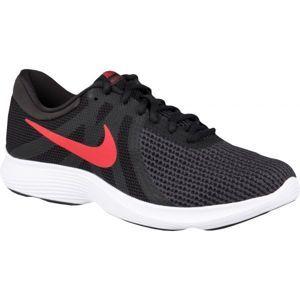 Nike REVOLUTION 4 černá 9.5 - Pánská běžecká obuv