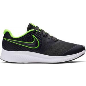 Nike STAR RUNNER 2 GS černá 4Y - Dětská běžecká obuv