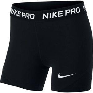 Nike NP SHORT BOY černá XS - Dívčí šortky