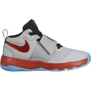 25ee10702cb93 Nike TEAM HUSTLE D 8 SD - Dětská basketbalová obuv | Sportovní ...
