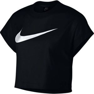 Nike NSW SWSH TOP CROP SS - Dámský top