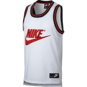 Nike NSW TANK STMT MESH - Pánské tílko