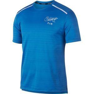 Nike NK DRY MILER TOP SS GX HBR - Pánské běžecké triko