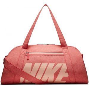 Nike GYM CLUB červená  - Dámská sportovní taška