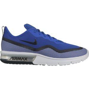 Nike AIR MAX SEQUENT 4.5 SE modrá 12 - Pánské volnočasové boty
