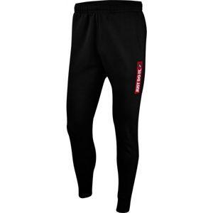 Nike NSW JDI JGGR FLC BSTR černá 2XL - Pánské tepláky