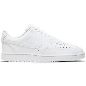 Nike NIKECOURT VISION LOW bílá 9 - Dámská volnočasová obuv