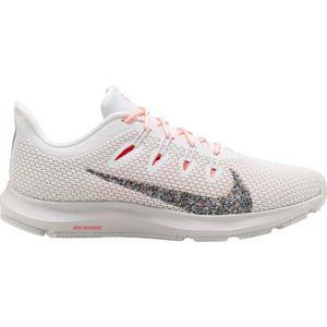 Nike QUEST 2 bílá 8 - Dámská běžecká obuv