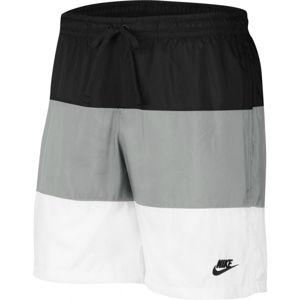 Nike SPORTSWEAR šedá L - Pánské šortky