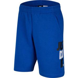 Nike NSW JDI SHORT FLC HBR M modrá L - Pánské kraťasy