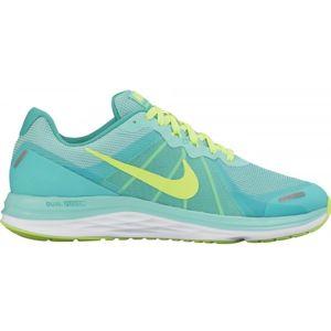 Nike DUAL FUSION X 2 zelená 9.5 - Dámská běžecká obuv