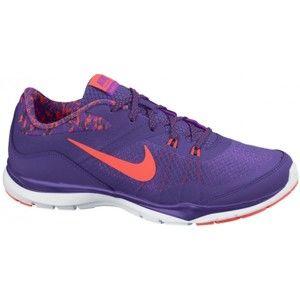 Nike FLEX TRAINER 5 PRINT - Dámská tréninková obuv