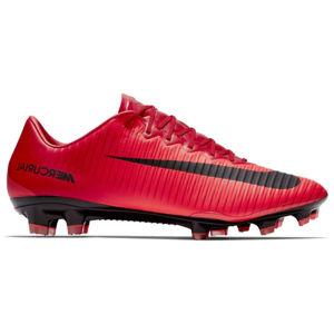 Nike MERCURIAL VAPOR XI FG červená 12 - Pánské kopačky