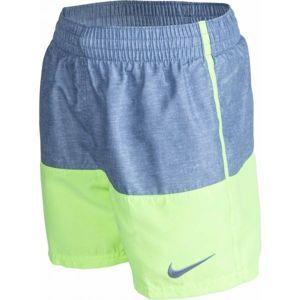 Nike LINEN SPLIT BOYS - Chlapecké kraťasy do vody