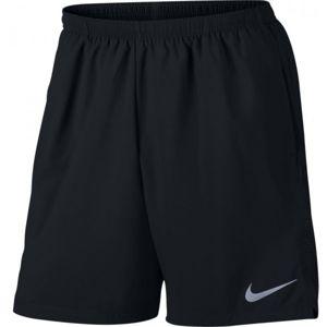 Nike FLX CHLLGR SHORT 7IN černá XL - Pánské běžecké kraťasy