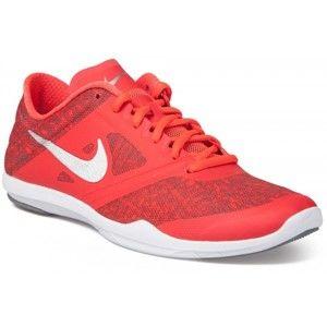 Nike STUDIO TRAINER 2 PRINT W červená 8 - Dámská tréninková obuv
