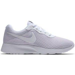 Nike TANJUN bílá 9 - Dámská volnočasová obuv