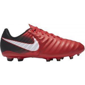 Nike TIEMPO LIGERA IV FG JR černá 4Y - Dětské lisovky