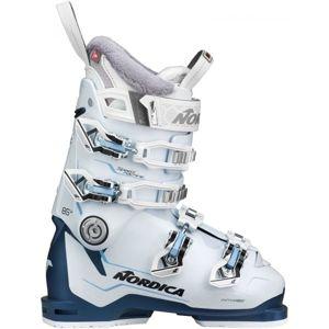 Nordica SPEEDMACHINE 85 W bílá 25 - Dámské lyžařské boty