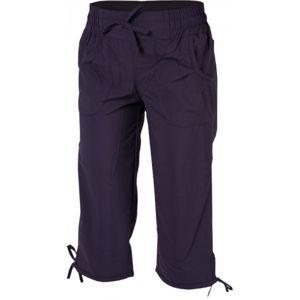 Northfinder LEONIDA fialová M - Dámské šortky