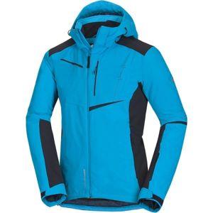 Northfinder BOOKER modrá XL - Pánská lyžařská bunda