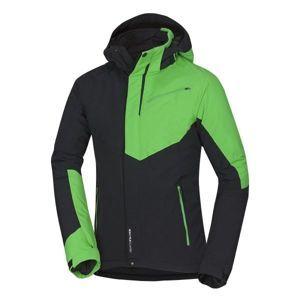 Northfinder BRANDEN černá L - Pánská lyžařská bunda