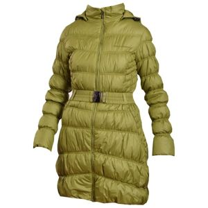 Northfinder BRETTANHY zelená L - Dámský kabát
