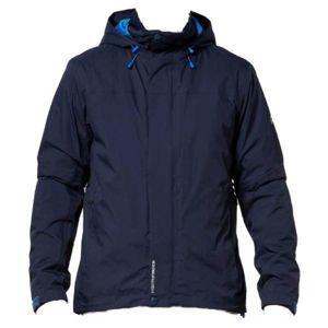 Northfinder WALKER tmavě modrá L - Pánská bunda 3v1
