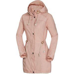 Northfinder ILONA růžová XL - Dámská bunda