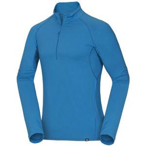 Northfinder TRIH modrá S - Pánské skialpinistické triko