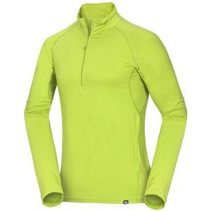 Northfinder TRIH zelená S - Pánské skialpinistické triko