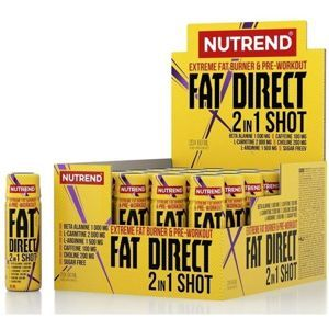 Nutrend FAT DIRECT SHOT - Spalovač tuků
