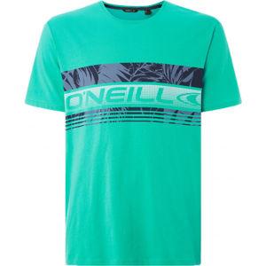 O'Neill LM PUAKU T-SHIRT zelená S - Pánské tričko